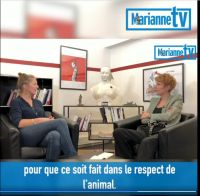 Retour sur ...Interview avec Natacha Poloni pour Marianne TV